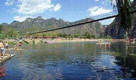 五一假期 天天发 ,游仙西山,挑战玻璃栈道、赏天然溶洞、免费畅玩竹筏