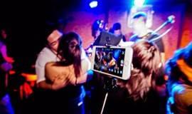 521#女士免票#【一夜惊喜】Music主题Party 门外音乐&蓝溪酒吧