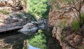 6月25日   神泉野趣 世外桃源【神泉峡】徒步北涧沟 观火山岩地貌 一日活动