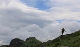 【6月25日】登北京最高峰东灵山2303米,高山草甸,清凉一夏