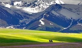 新疆 ▎走进天山深处秘境,聆听草原开花的声音!