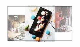 【UN现场】高颜值不仅是下午茶,还有生活 当摄影师遇上了甜品师