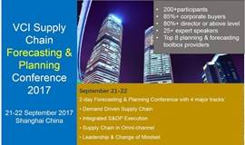 VCI Supply Chain Forecasting & Planning Conference 2017