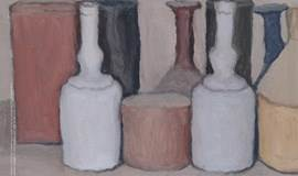 【讲座Lecture】颜色落入笔端—走进意大利现代艺术大师