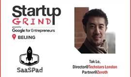SG Beijing Hosts Tak Lo (Techstars London+Zeroth.ai) | July 7th