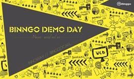 第27期 Binggo Demo Day 项目招募+投资人报名开启!