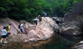 【来一起湿身】6.25周日井空里溯溪 团队之心