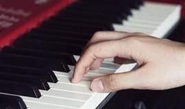 不能说的秘密——键盘初体验(一节课学会一首歌!)
