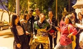 【明天我就瘦.胡同爆走】8.25周五 徒步夜游老北京,爆走探寻月夜下的帝都