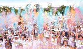 【草原帐篷彩跑节】7.7-8周末,锡林郭勒第三届草原帐篷彩跑节活动!