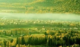北疆大环线│ 游牧喀纳斯,行走四国边境!(赛里木湖-喀纳斯-禾木)
