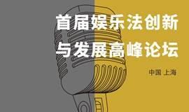 2017 年第一届文化产业娱乐法创新与发展高峰论坛