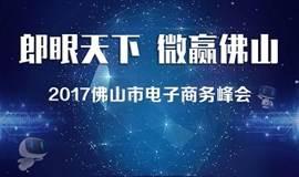 郎眼天下 微赢佛山 2017佛山市电子商务峰会