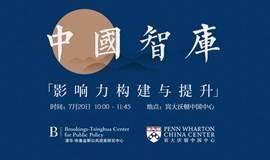 中国智库:影响力构建与提升