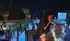 在魔都的时髦画廊听歌 【沙发音乐SofarSounds 遍布全球的青年音乐社群】