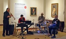 在帝都的高冷美术馆听歌看展 【沙发音乐SofarSounds  遍布全球的青年音乐社群】