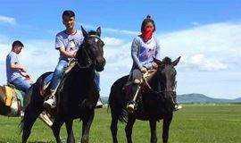 【福音户外】5月11—13坝上草原 骑马 送烤全羊,篝火狂欢!
