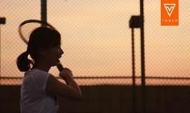 网球|暑去秋来,正是挥拍好时机