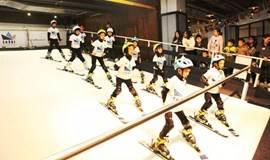 19.9元秒杀,7店可用,来雪乐山畅玩室内滑雪啦!每人限体验一次!