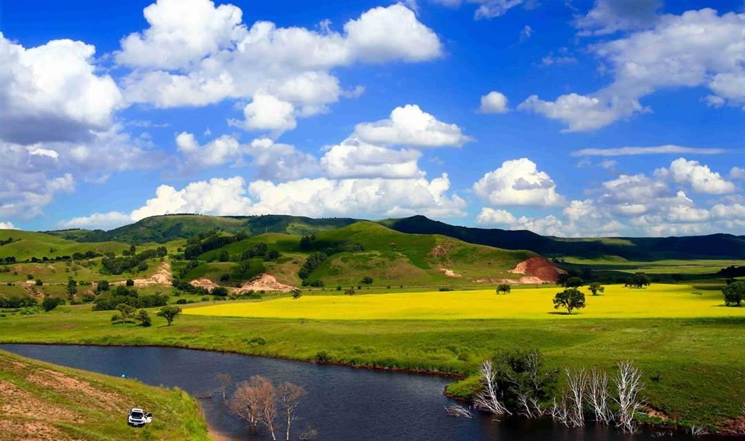 【乌兰布统草原】8.25晚-27周末,赴一场草原的约定,越野车深度游乌兰布统大草原!