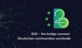 人工智能+区块链的商业级落地路演——20国区块链联盟(深圳站)