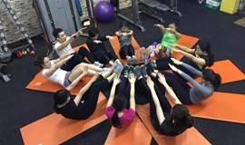 健身小白培训班