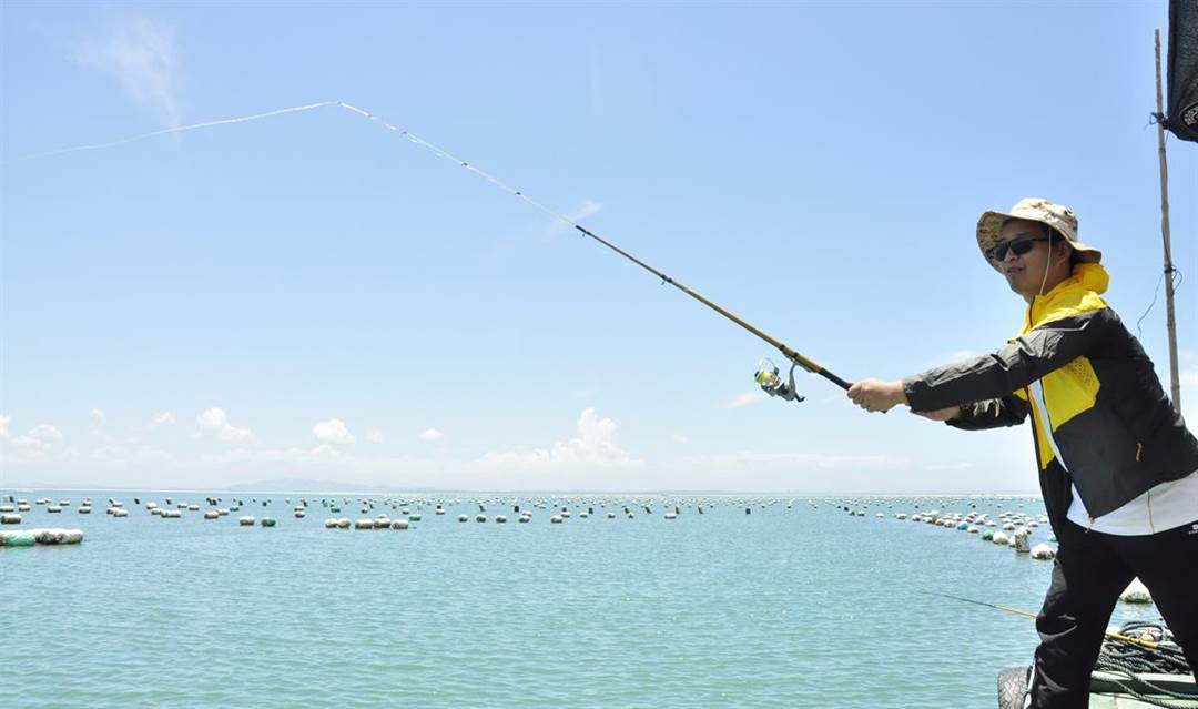 【9.16】出海海钓 | 用一根鱼竿聆听渔村最真实的心跳