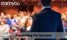SIY 演讲体验课   Presenting for Success