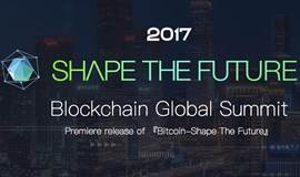 2017 SHAPE THE FUTURE Blockchain Global Summit & Premiere release of 『Bitcoin-Shape The Future』