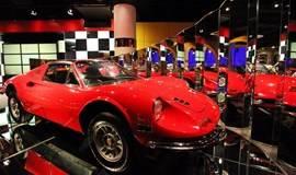 北京汽车博物馆,见证汽车的前世今生!