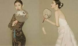 文艺美学 | 19.9元书画你的时尚团扇