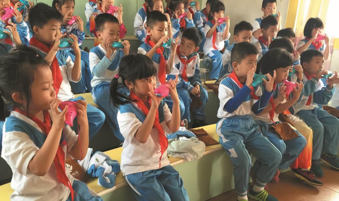 9月10日 陶笛吹奏体验课(少儿专场)