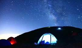 【怀念•海坨山】10.3-10.4与海坨山来场彻夜促膝的户外露营告别式
