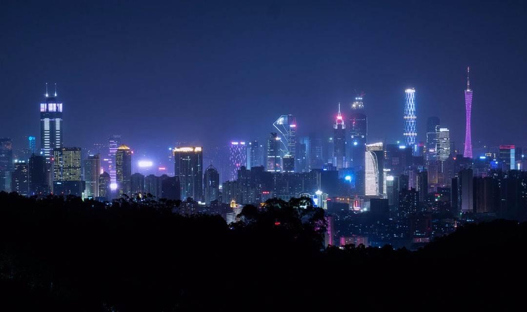 (活动约伴)周五晚:夜登白云山,赏广州夜景,挑战摩星岭~