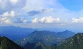 9.23-24 专业徒步露营大明山