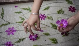 古法造纸—将春天的花朵用传统工艺留住