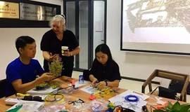 英国著名3D笔画家Barbara Taylor-Harris分享交流会深圳站!