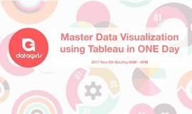 【DataGirls HandsOn Workshop】Master Data Visualization using Tableau in ONE Day