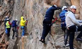 补发一期【10月28】幽岚山铁道式攀登+丛林穿越,体验峭壁上的行走艺术,特价59元