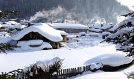 报名开始→【元旦东北雪乡】哈尔滨走进北国梦幻冰雪童话世界,雪乡雪谷冰雪穿越,极致体验