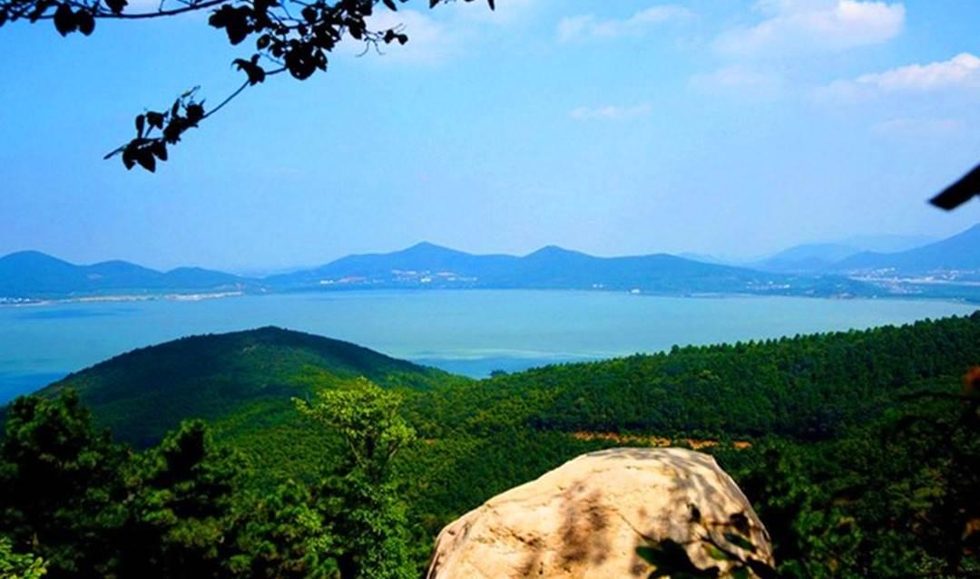 【周末】登缥缈峰,徒步山脊仙境,看太湖万顷风光(1天)