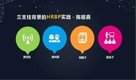 《三支柱背景的HRBP实践》人力资源业务合作伙伴陈祖鑫