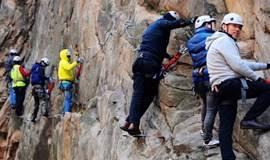 【10月21】幽岚山铁道式攀登+丛林穿越,体验峭壁上的行走艺术,特价59元