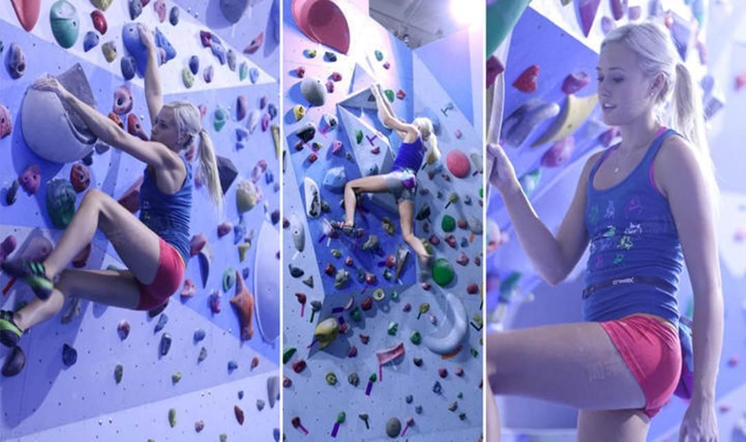脱离地心引力 | 极限攀岩初体验交友派对