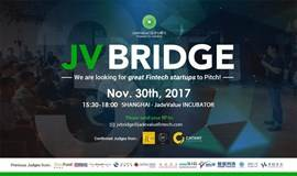 JV金融科技孵化器诚邀您参加11/30 JV Bridge 项目路演日!