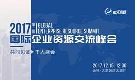 2017第二届国际企业资源交流峰会