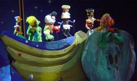 【木偶剧院】大型童话木偶剧《胡桃夹子》