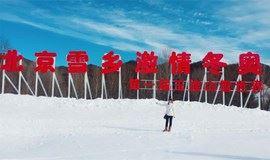 [1.13周六]错过了雪谷雪乡,跟我去玉渡山雪世界赏雪玩耍摄影吧