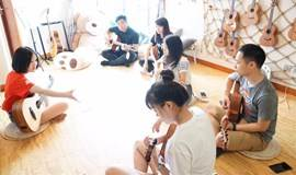 福田车公庙0基础吉他体验课(一节课学会一首歌)