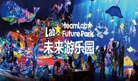(大船文化杭州站)世界级互动体验展 teamLab-未来游乐园